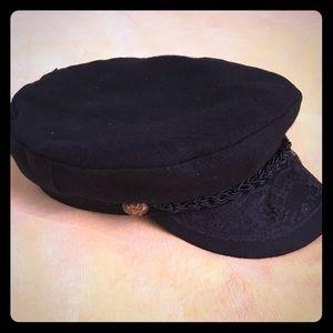 Fisherman's cap, never worn!